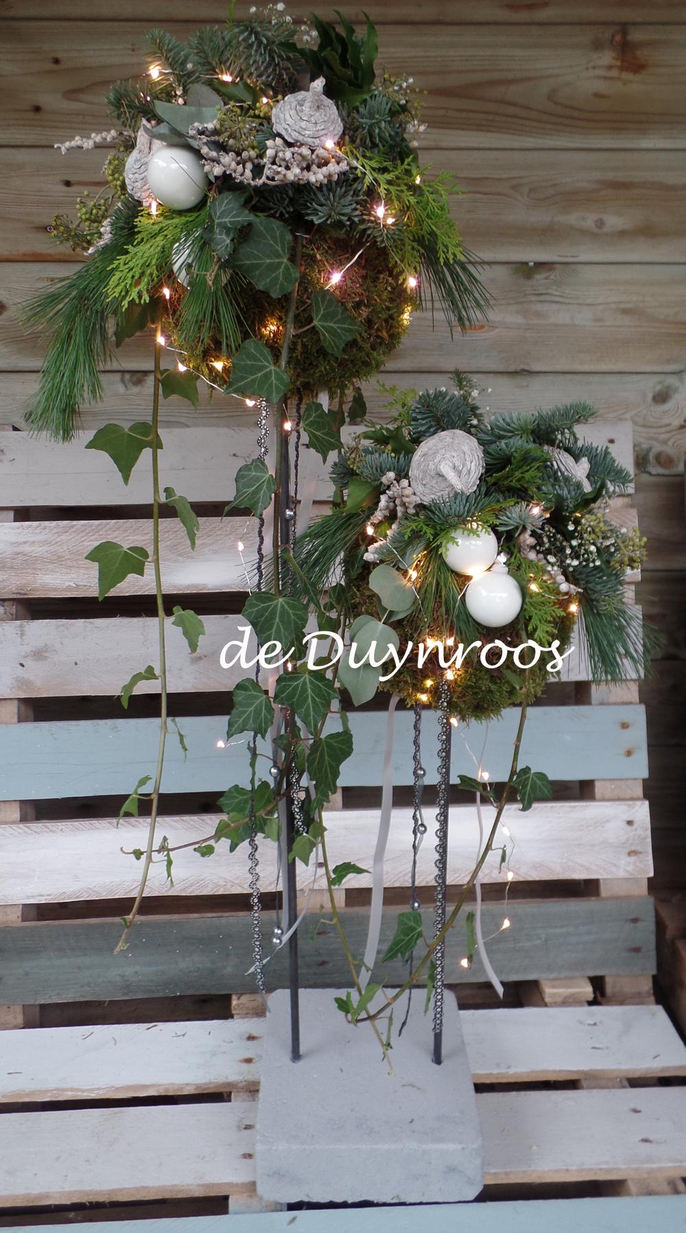 De duynroos creatieve workshops en producten in de kop van noord holland - Weihnachtsdeko hangend ...